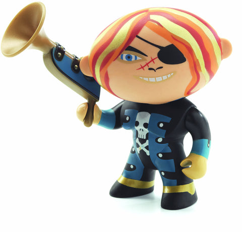 Djeco Arty Toys Dandy Pirate