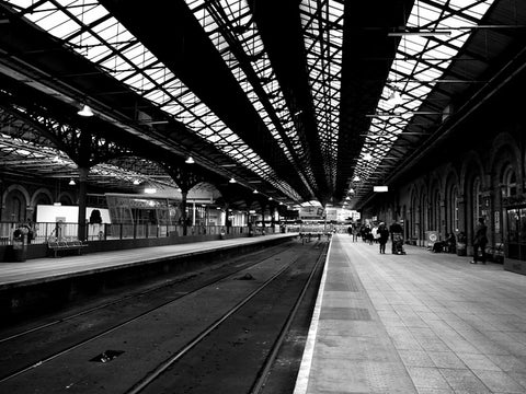 Connolly Station