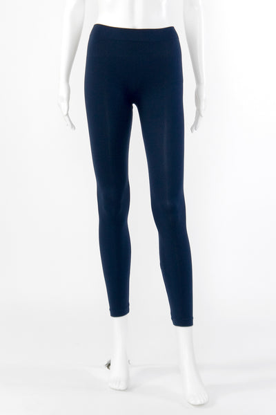 Essential Long Legging - Navy