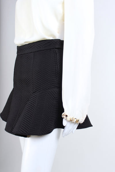 Orchid Skirt - Black