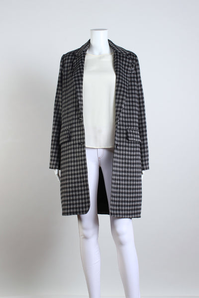 Boxy Old Man Coat