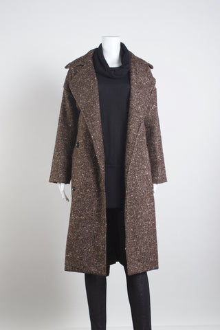 Knee Length Overcoat