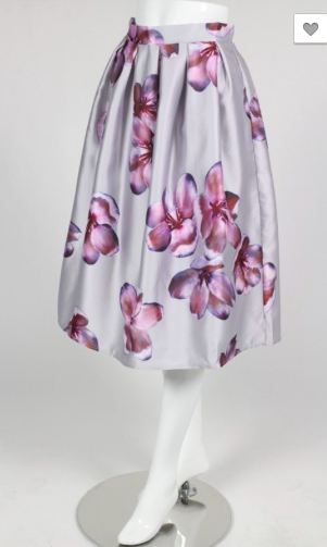 Good Housekeeping Floral Skirt