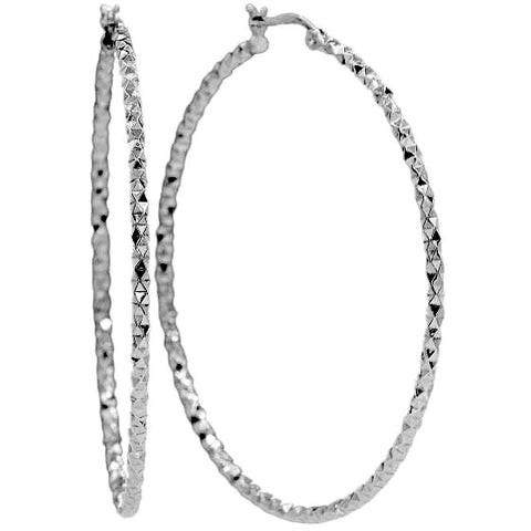 Brillare Hoop Earrings