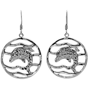 Dancing Dolphins Earrings