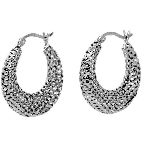 Eclat Hoop Earrings