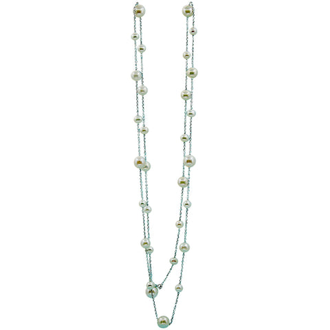 Crémeuse Pearl Necklace