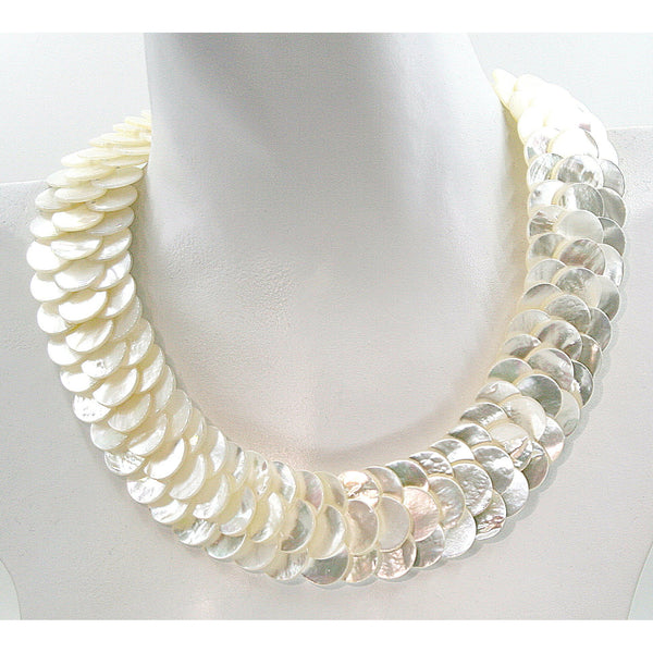 Purezza Mother of Pearl Necklace