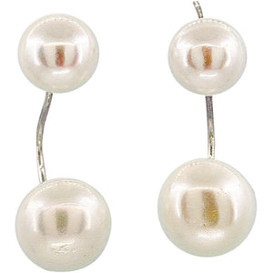 Le Doublé Pearl Earrings
