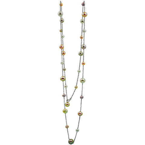 Couleur Pearl Necklace