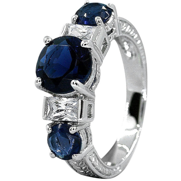 Royal Saphir Ring