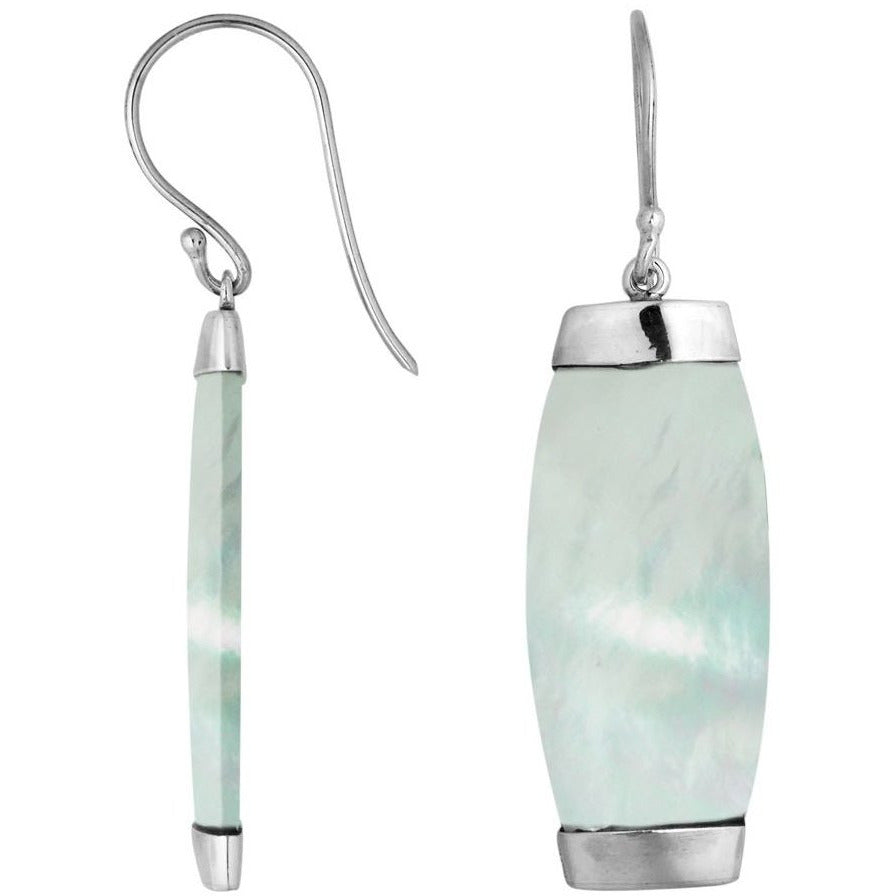 Electra Mother of Pearl Earrings