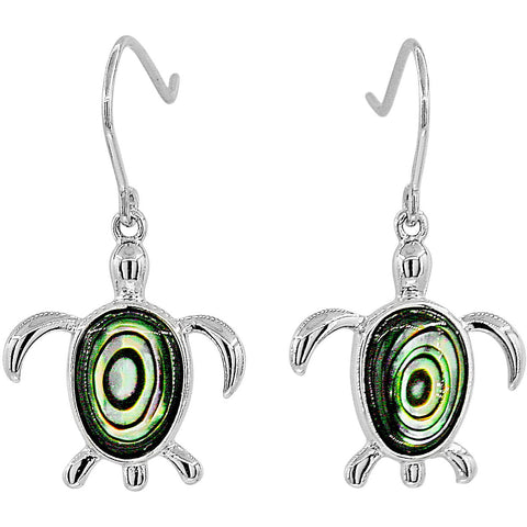 Turtle Di Mare Earrings
