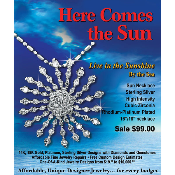 The Radiant Sun Necklace