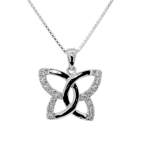 Feminine Butterfly Necklace