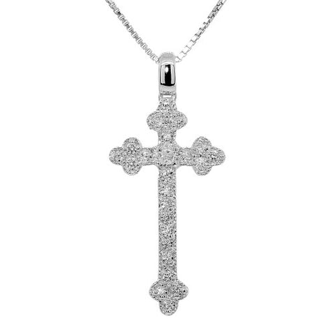 Baroque Italy Cross