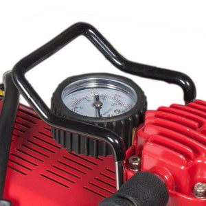 2 Dial Utility Pressure Gauge for Air Compressor