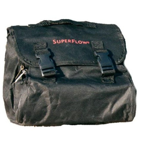 carry bag with zippers