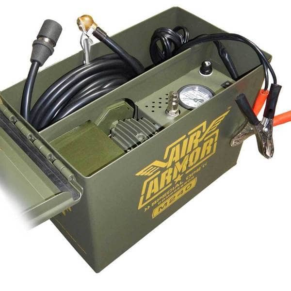 Air Armor M240 12V Portable Air Compressor