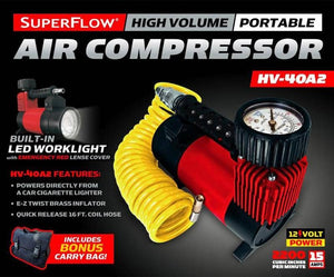 HV-40A2 Air Compressor 12 Volt