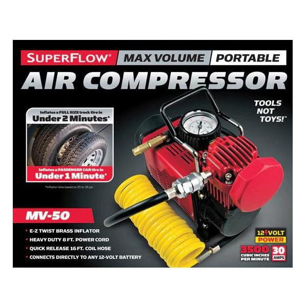 MV-50 Air Compressor