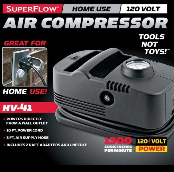 HV-41 Air Compressor