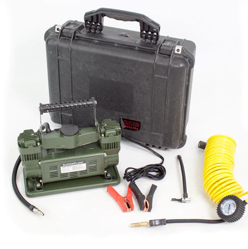 MV-89G With US  Military surplus Pelican Case