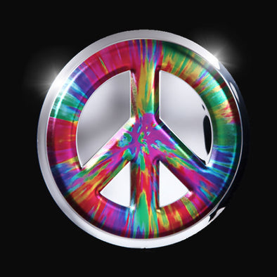 Peace Sign - Tie Dye