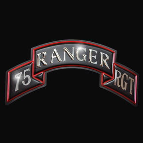 U.S. Army Rangers Scroll