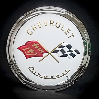Corvette C2 Series Badge