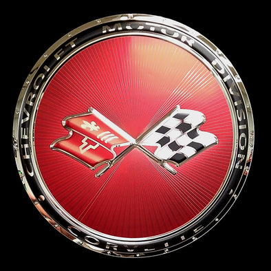 Corvette C3 Badge