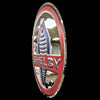 Classic Shelby Cobra Badge