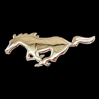 Ford Mustang Horse Emblem