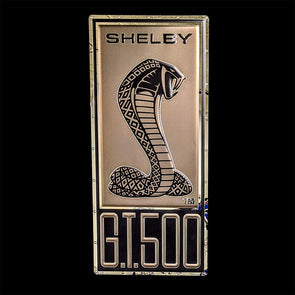 Shelby GT 500 Badge