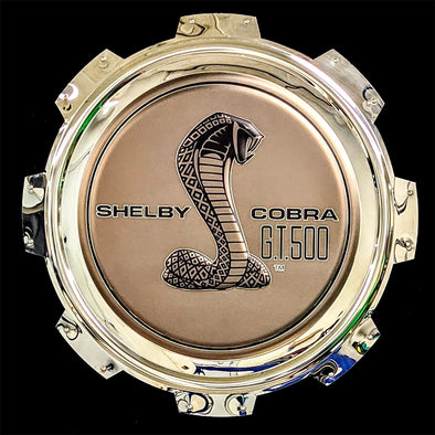 "Shelby GT 500 ""Gas Cap"""