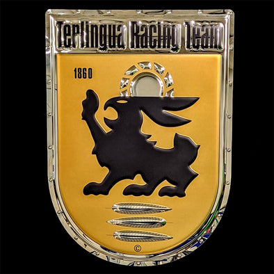Terlingua Racing Team Badge