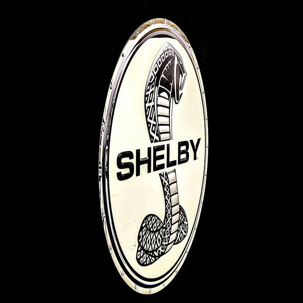 Shelby Super Snake Badge