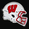 Wisconsin - Football Helmet