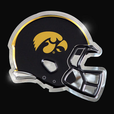 Iowa Football Helmet
