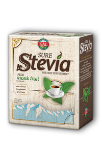 Stevia Plus Monk Fruit