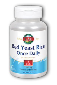 Red Yeast Rice Once Daily