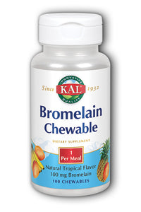 Bromelain Chewable