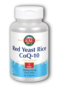 Red Yeast Rice CoQ10 Once Daily