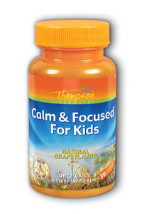 Calm & Focused For Kids