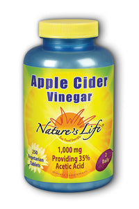 Apple Cider Vinegar 1,000 mg