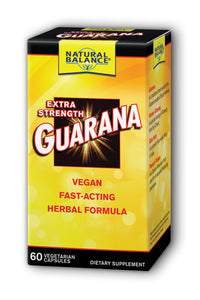 Guarana, Extra Strength