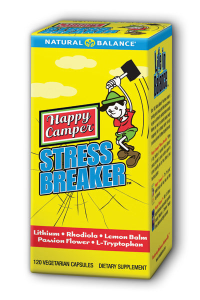 Happy Camper Stress Breaker