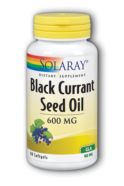 Hexane Free Black Currant Seed Oil GLA