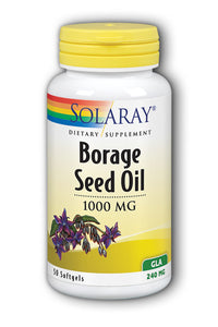 Borage Seed Oil GLA