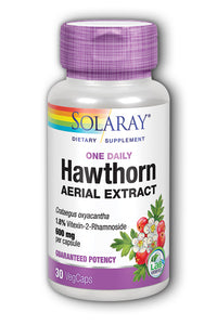 One Daily Hawthorn Extract